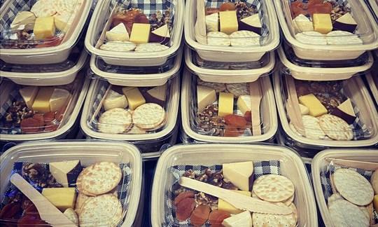 Individual Cheese Box
