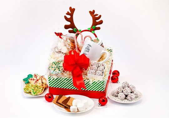 Fireside Treats - Holiday Gift Box