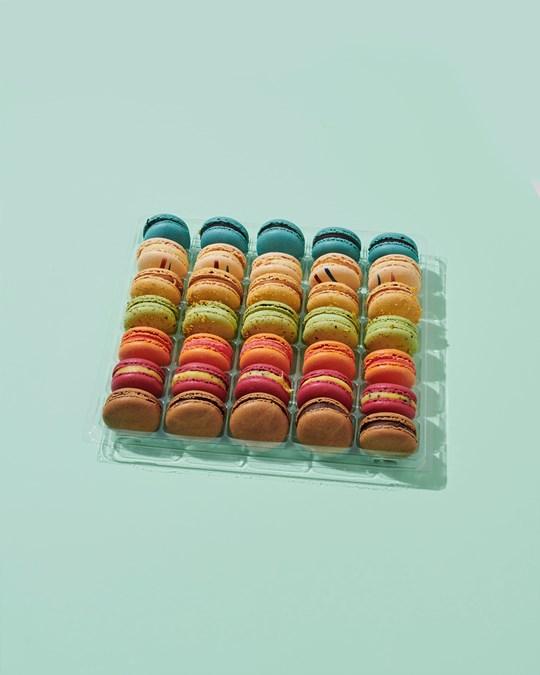 Classic Macaron Set
