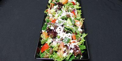 Med Tray - Greek Salad