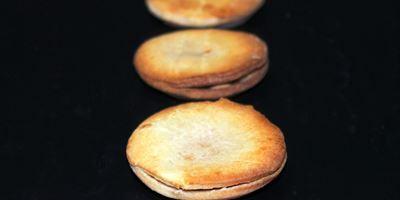 GF - Mini gourmet meat pie