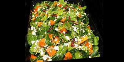 Lg Tray - Pumpkin Salad