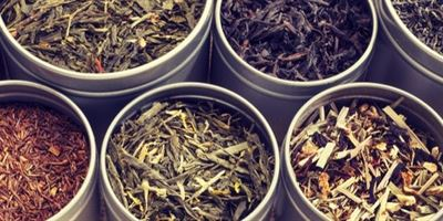 Selection Of Tea Bags Including Herbal