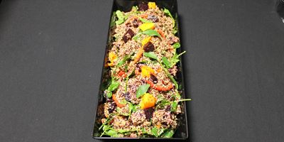 Med Tray - Quinoa Salad