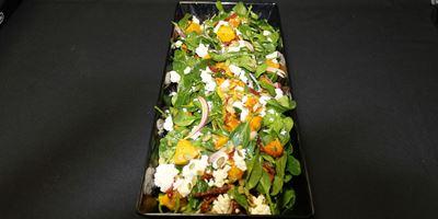 Med Tray - Pumpkin Salad