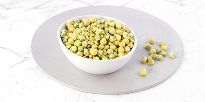 Wasabi Peas Bowl