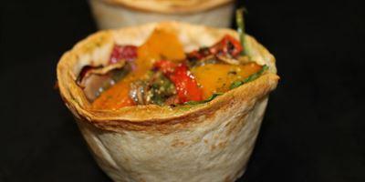 Vegan - Breakfast Tortilla