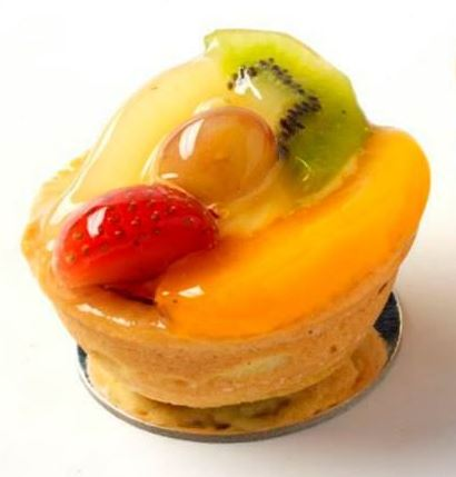Gourmet Mixed Fruit Flan