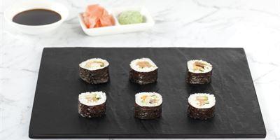 Chumaki Sushi piece