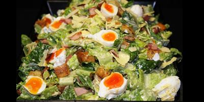 Lg Tray - Caesar Salad
