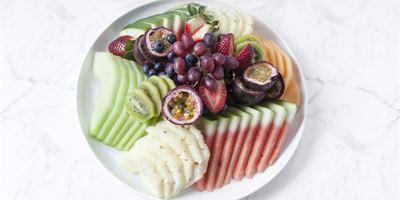 Gourmet Fruit Platter