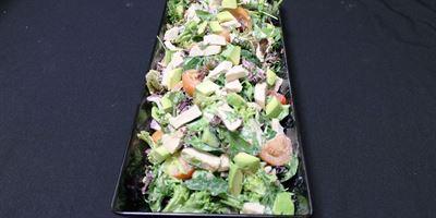 Med Tray - Chicken Salad