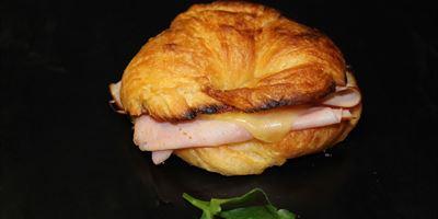 Croissant - Ham & Cheese