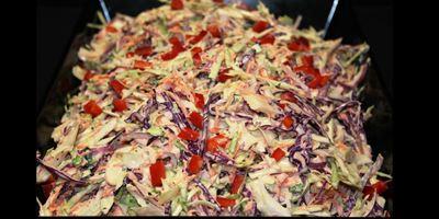 Lg Tray - Coleslaw Salad