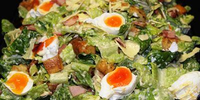 Med Tray - Caesar Salad