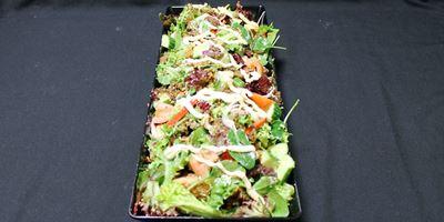 Med Tray - Falafel Salad