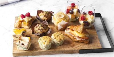 Breakfast Shared Platters