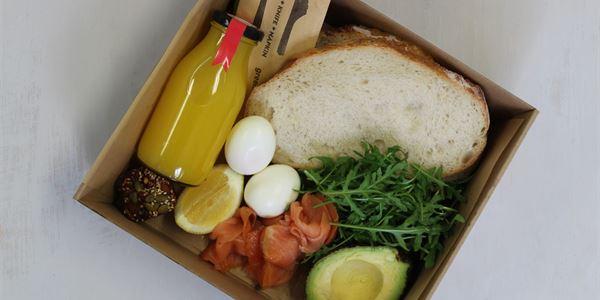 Bondi Breakfast Box