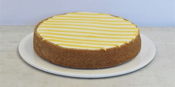 New York Lemon Cheesecake