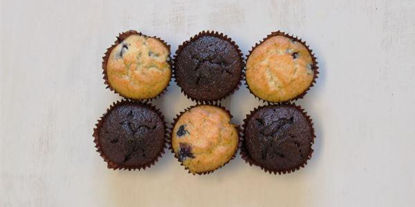 Gluten & Dairy Free Muffins 60g
