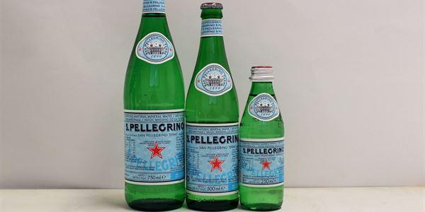 San Pellegrino Sparkling 1 Litre