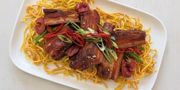 Szechuan Spiced Twiced cooked Porkbelly