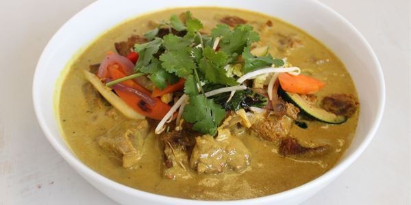 Beef Rendang Curry - HM