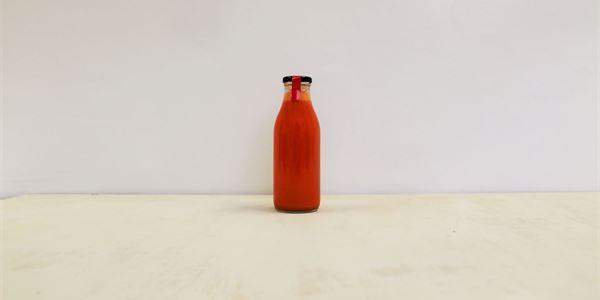 Carrot Crush Juice - Carrot, Orange, Apple, Lime, Ginger