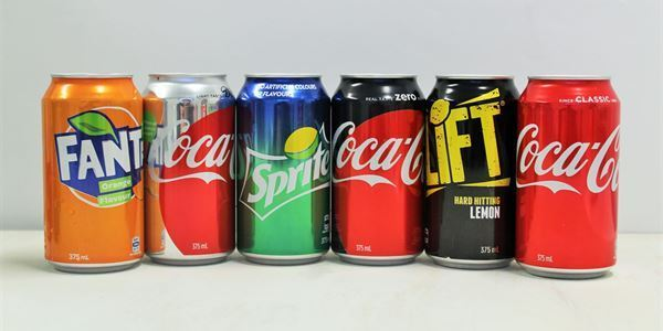 375ml Softdrink Cans