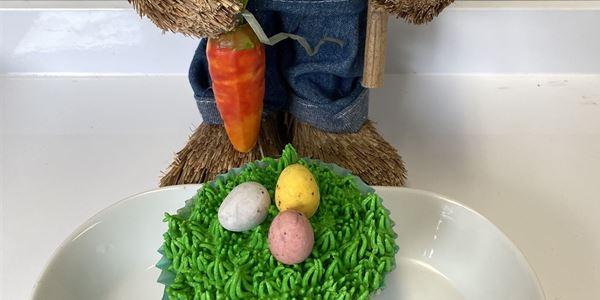 Easter Cupcakes - 1/2 dozen