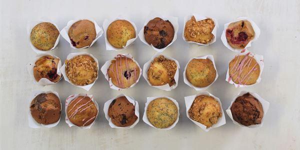Petite Muffin Platter (1)
