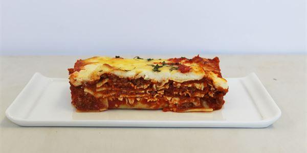 Bella Beef Lasagne