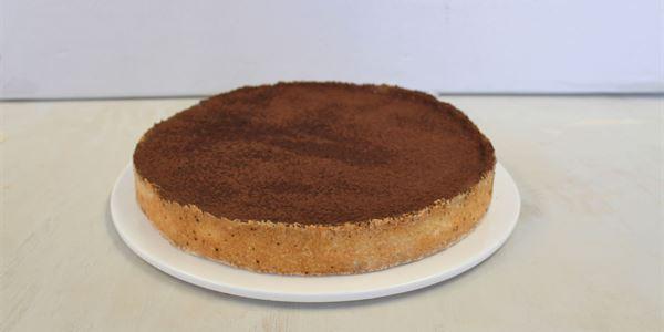 Baked Chocolate Tart