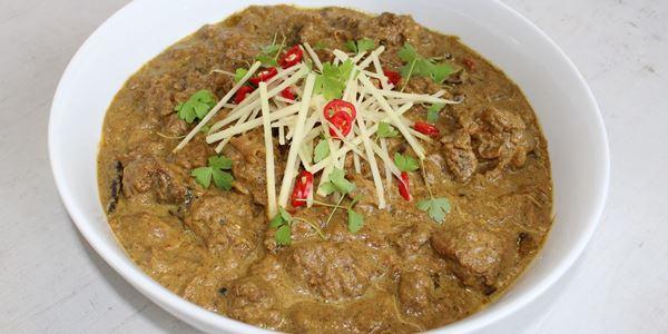 Goat Curry Rezala