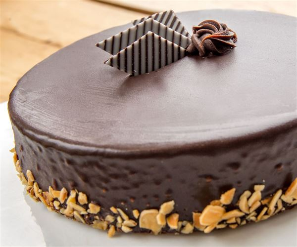 """7"""" French Chocolate Mousse Cake"""