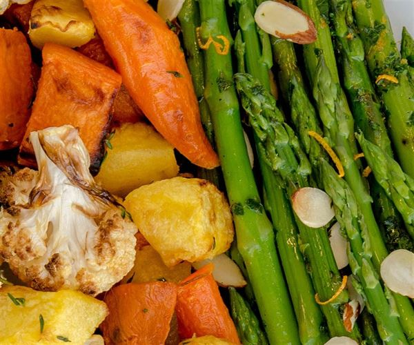 Seasonal Vegetable Side
