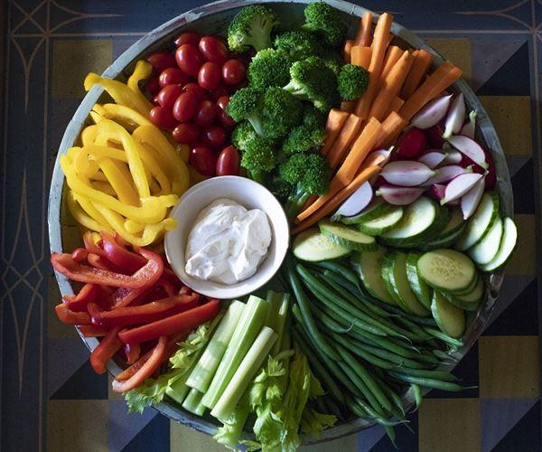 Vegetable Crudités