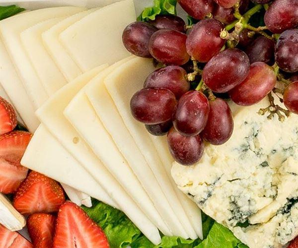 Classic Cheese Platter