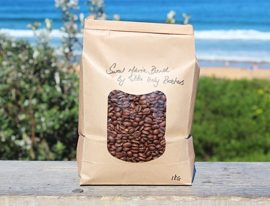 Little Italy Sweet Maria coffee beans
