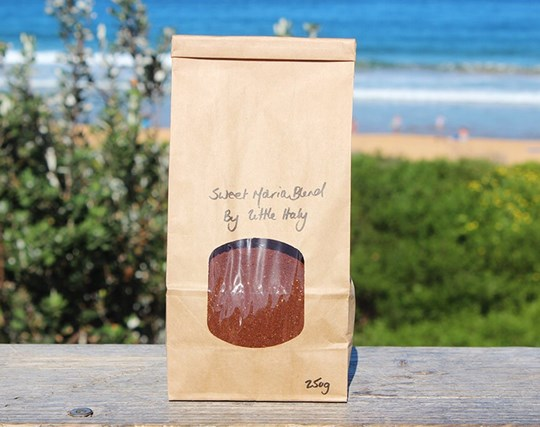Little Italy Sweet Maria coffee ground 250g