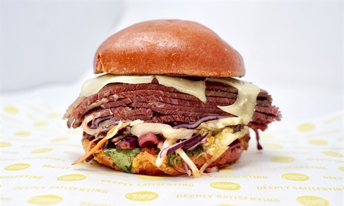 Bobata Burger