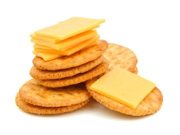 Cheese and Crackers - 10 packs
