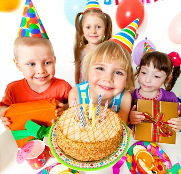 Kid's FRIGG Party Food Pack - Minimum 10 kids