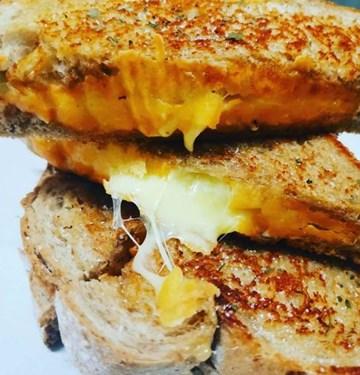 Ham & Cheese Toasties