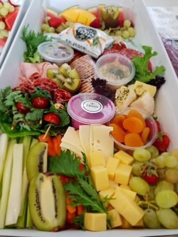Frigg Grazing Platter Box / 3-4 People