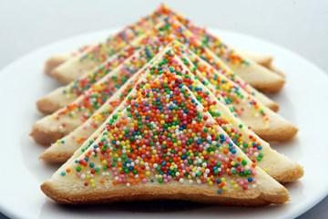 Kid's Fairy Bread - Box - 20 triangles