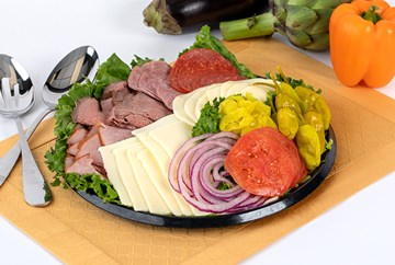 Italian Specialty Meat & Cheese