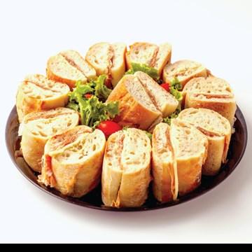 Assorted Baguette Sandwich Tray