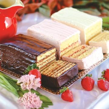 Miss Hulling's Split Cakes