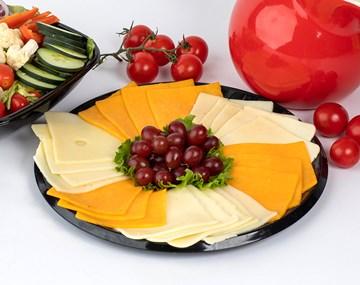 Sliced Cheese Tray